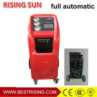 Buy cheap Full automatic Auto air conditioning gas filling machine for garage from wholesalers