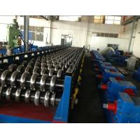 Buy cheap Material Galvanized Steel Thickness 1-5mm Professional Silo Corrugated Roll Forming Equipment 18 Station from wholesalers