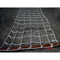 Buy cheap Marine Scrambling Net  Boat Safety Ladder With Wooden Spreaders PE / Nylon from wholesalers