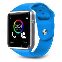 Buy cheap A1 Touch Screen Bluetooth Bracelet Watch World Time With 0.3M Camera from wholesalers