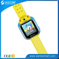Quality Kid mini safeguard V83 anti lost smart watch for baby SOS call button GPS location watch for sale