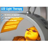 Buy cheap LCD Touch Screen PDT LED Light Therapy Machine For Acne / Face Skin Care from wholesalers