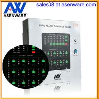Buy cheap Asenware conventional 4 zone fire alarm system from wholesalers