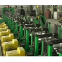 Buy cheap Cable Tray Cold Roll Forming Machine / Electrical Control MS GI from wholesalers
