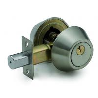 Buy cheap SS Double-cylinder Deadbolt Lock D102 from wholesalers