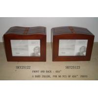 Buy cheap Wooden Photo Box from wholesalers