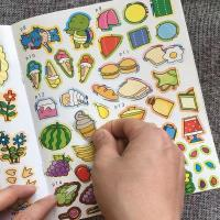 Buy cheap Custom Sticker Book wholesale from wholesalers