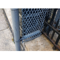 Buy cheap 6'x8' chain link fence privacy panels from wholesalers