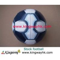 Buy cheap Closeout,stocklot,excess inventory,liquidators,overstock Football,soccer ball from wholesalers