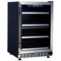 Buy cheap S.S door with S.S cover shelves Wine Cooler from wholesalers