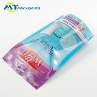Buy cheap Zipper Top Pet Food Packaging Bags Fresh Keeping For Peanut Butter Packaging product