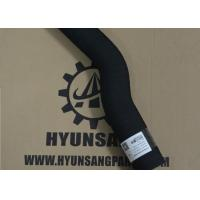 Buy cheap 11N6-40110 11N640110 Excavator Hydraulic Hose Black Upper Water Hose For Hyundai R210LC-7 from wholesalers