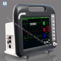 Buy cheap Medcial Emergency M-PM120E Cheap Multi-Parameter Operating Room  Portable Patient Monitor from wholesalers