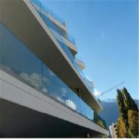 Buy cheap U Channel Glass Deck Railing Systems DIY Installation For Indoor / Outdoor Venues from wholesalers