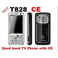 Buy cheap Anycool T828 Triband Quad Band TV Mobile Dual SIM CE from wholesalers