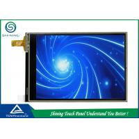Buy cheap Mobile Phone Four Wire Resistive Touch Screen 3.2 Inch With ITO Layer from wholesalers