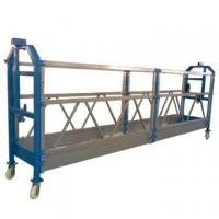 Buy cheap Safty Suspended Work Platform 9-11m/Mins Hoist Speed 1000kg Counterweight from wholesalers