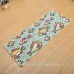 Buy cheap Wholesale cute print cartoon fish nylon material floor rug from wholesalers