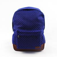 Buy cheap Starry Sky Style Soft Custom Canvas Backpacks Waterproof Lightweight For Teenagers from wholesalers