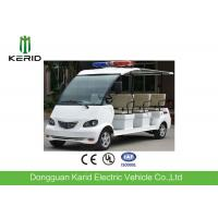Buy cheap Light Weight 4kW Electric Sightseeing Car Mini Buggy With Horn Speaker from wholesalers
