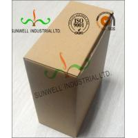 Buy cheap Folding Custom Printed Corrugated Boxes , Corrugated Cardboard Shipping Boxes from wholesalers
