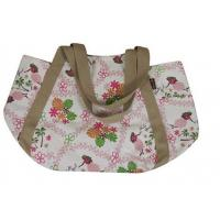Buy cheap Fashion Printing Flower Pattern Canvas Tote Bag Mummy Bag (HS-217) from wholesalers