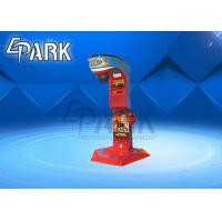 Buy cheap Big Punch Boxing Arcade Game Machine Electric Coin Operated  Indoor from wholesalers