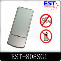 Buy cheap CE / ROHS Cell Phone Signal Booster / Blocker With Omni - Directional Antennas product