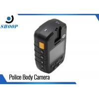 Lightweight Civilian Police Officers Wearing Body Cameras With 2.0 Inch LCD