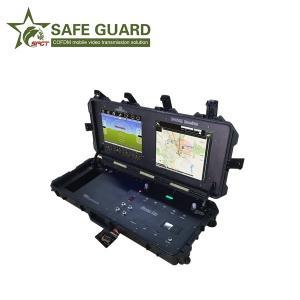 China Portable Ground Control Station (GCS) UAV video surveillance system on sale