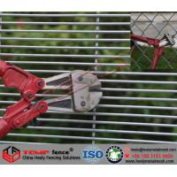 Buy cheap 358 Prison Mesh Fencing, Inte-358Pro Profiled Panel System from wholesalers