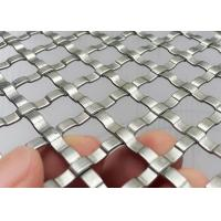 Buy cheap Decorative Architectural Mesh Plated For Interior Railings And Stairways from wholesalers