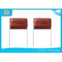 Buy cheap Self - Healing Property High Voltage Pulse Capacitor CL21 225J 250V Epoxy Resin Sealing from wholesalers