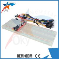 Buy cheap 830 Points Breadboard + MB102 5V/3.3V Power Module+65 pcs Jumper Wire for Arduino from wholesalers