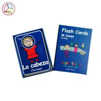 Buy cheap Full Color Print Personalised Cards For Kids Educational Game OEM Service from wholesalers