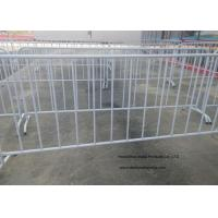 Buy cheap Crowd Control Temporary Backyard Fence For Safety Traffic Management from wholesalers