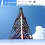 Buy cheap 3 leg lattice telecom tower/tubular tower/angular tower from wholesalers