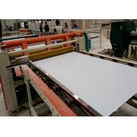 Buy cheap Automatic and semi automatic PVC LAMINATED GYPSUM CEILING TILES making machine and prodution line from wholesalers