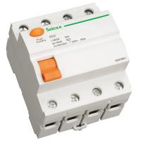 Buy cheap 2 / 4 Pole Residual Current Circuit Breaker for Terminal and Pin / Fork Type from wholesalers