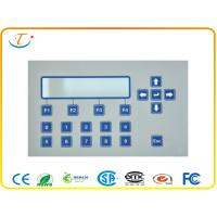 Buy cheap Industrial Membrane Keyboard Switch with a Transparent Window from wholesalers
