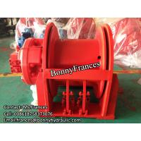 Buy cheap 6ton hydraulic winches for engineering machinery from wholesalers