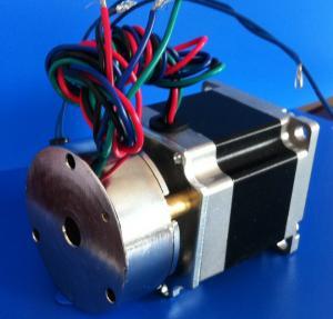 2 phase stepper motor 2 phase stepper motor from china for Nema 23 stepper motor brake