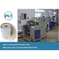 Buy cheap 3ply/three roll Carbonless Paper NCR Roll Slitting Machine Manufacturer in China from wholesalers