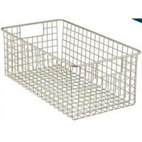 Buy cheap Stainless steel mesh kitchen baskets/freezer basket from wholesalers