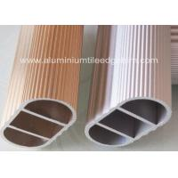 Buy cheap Clothesline Pole Extruded Aluminum Tubing Anodized Surface For Wardrobe from wholesalers