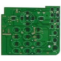 Buy cheap Ceramic / Pottery / Carbon PCB with FR2. Taconic, Rogers Material from wholesalers