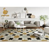 Buy cheap Fashion Pattern Style Anti Slip Mat For Study Living Room / Sitting Room from wholesalers
