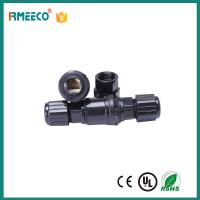 Buy cheap Assembled type Ethernet RJ45 waterproof connector CAT5E RJ45 connectors from wholesalers