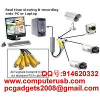Buy cheap USB Video Capture Card Easycap CCTV USB DVR from wholesalers