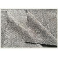 Buy cheap 50% Wool Cavalry Twill Fabric 600g ,  Solid Twill Fabric For Mens Wool Winter Coats from wholesalers